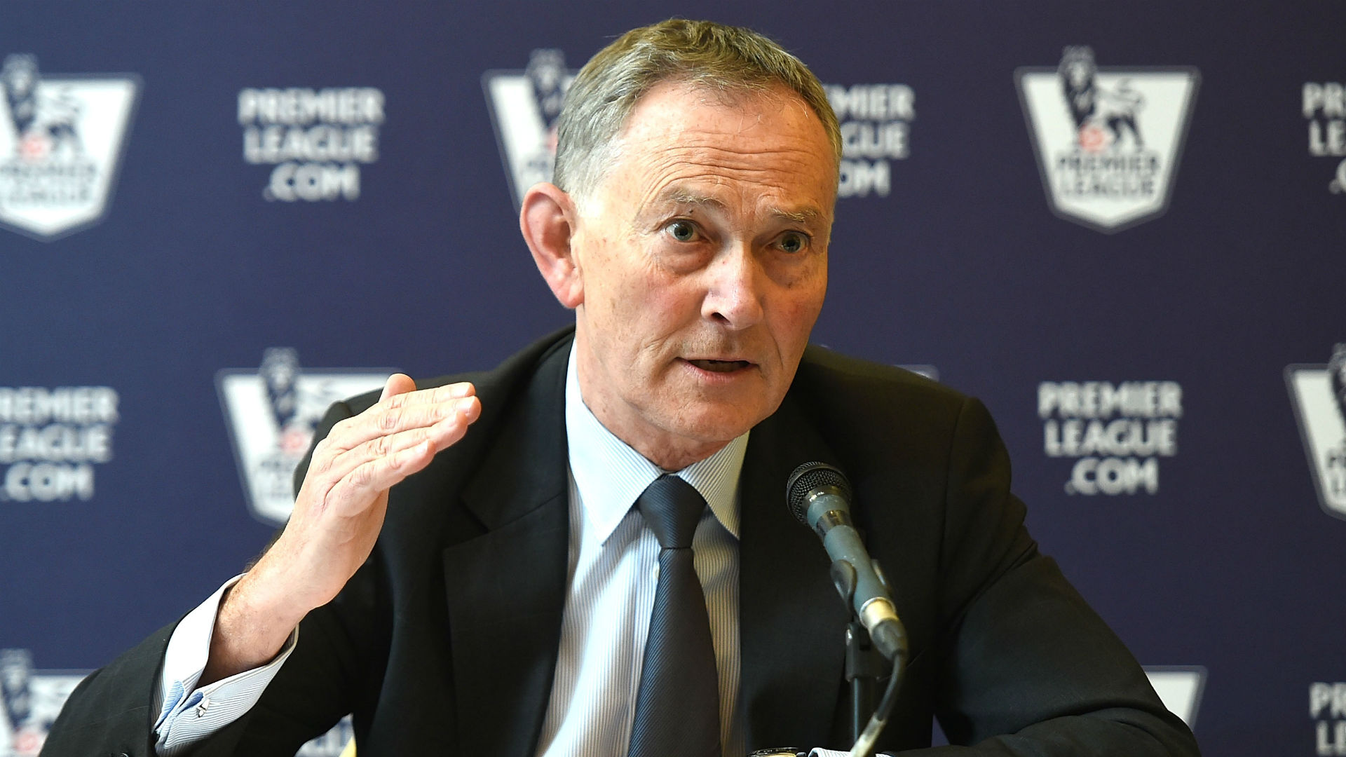 Premier League Richard Scudamore