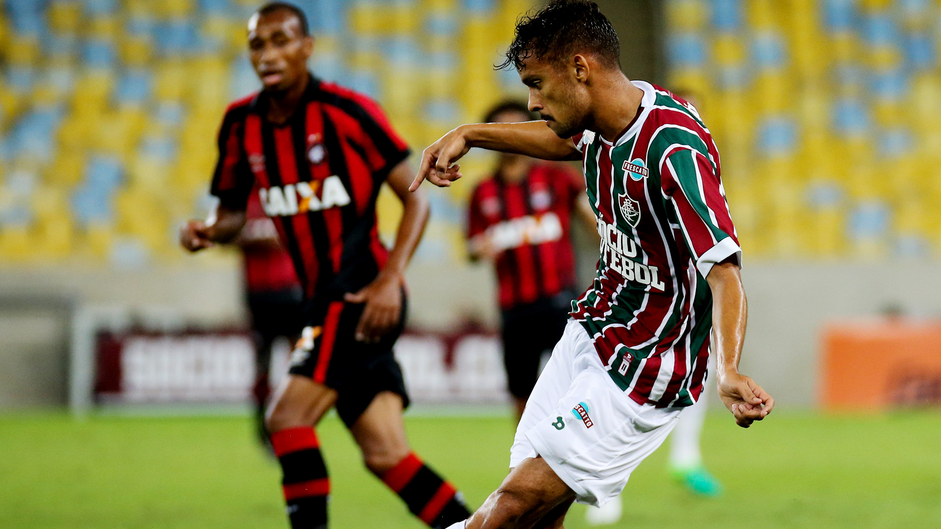 Gustavo Scarpa Fluminense Atletico-PR Brasileirao Serie A 06062017