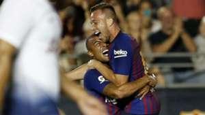 Rafinha Arthur Barcelona Tottenham ICC 30 07 2018