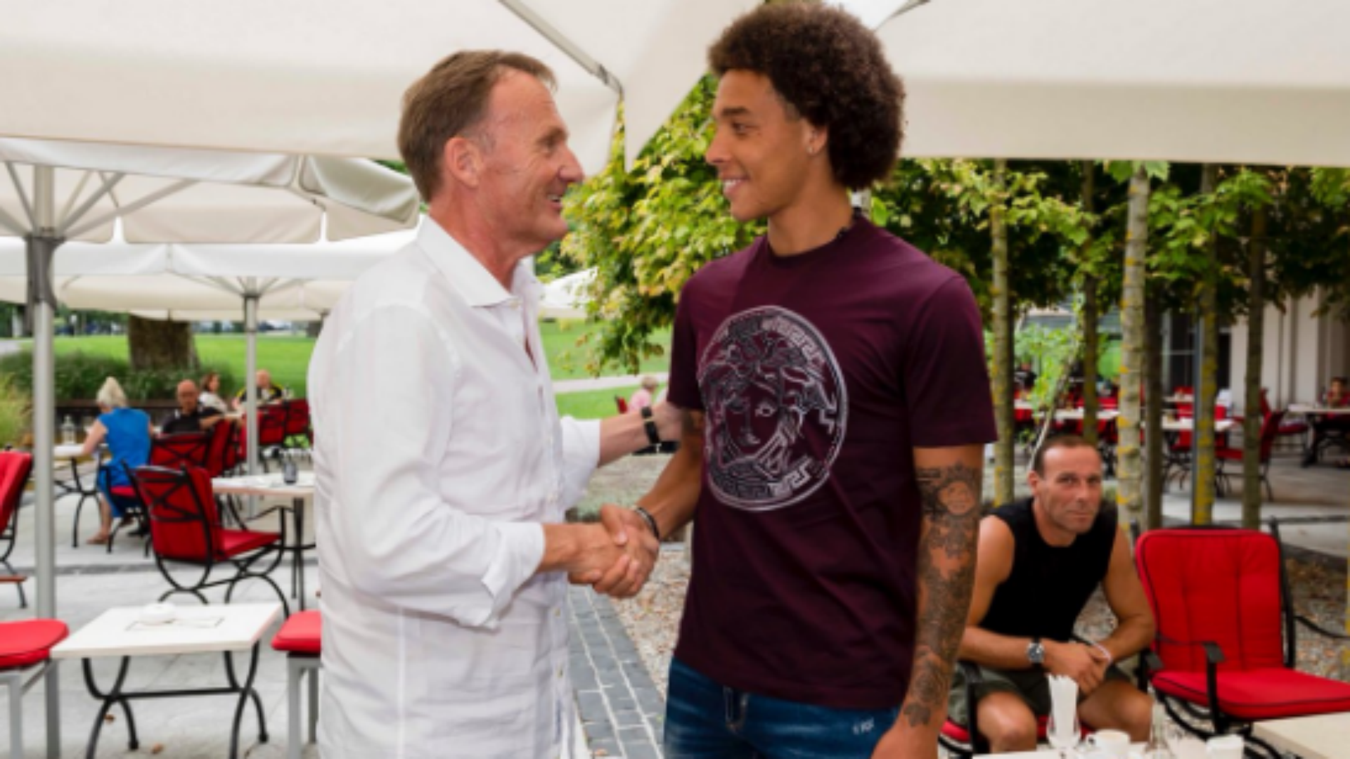 Axel Witsel BVB 06082018