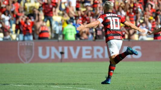 Diego - Flamengo x Bangu - 20/01/2019