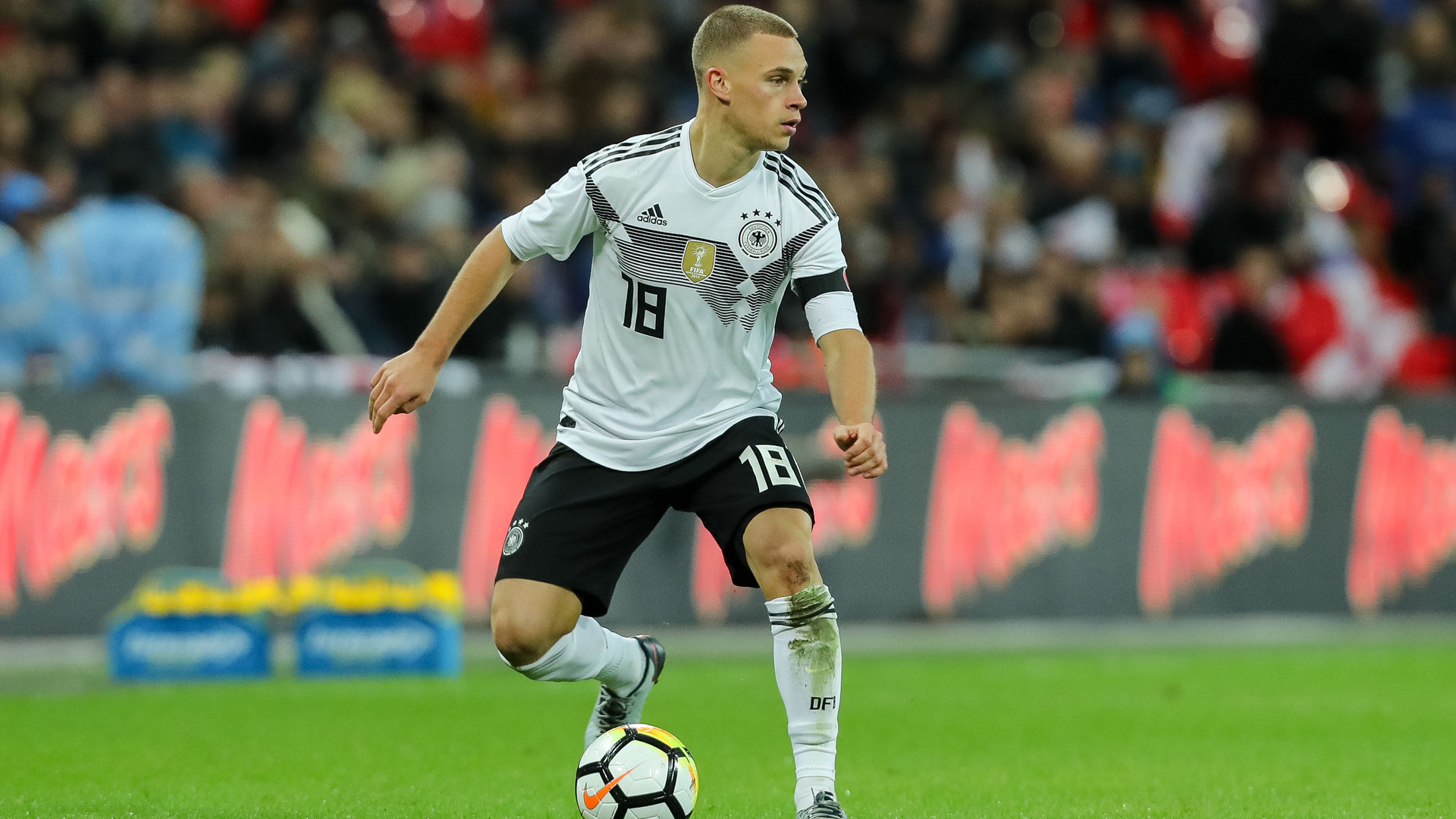 Joshua Kimmich DFB Germany 2018