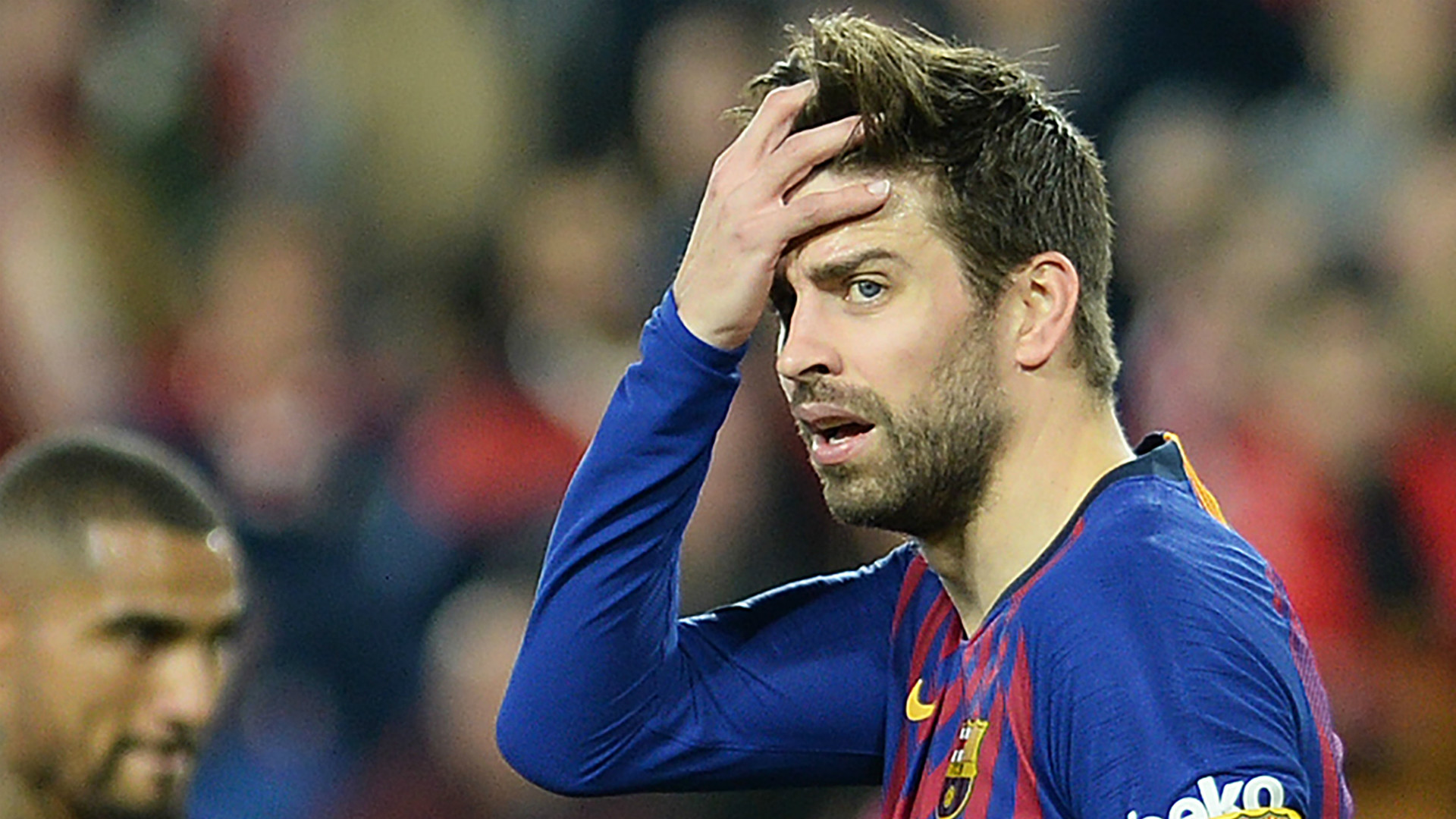 'It was a nightmare' - Pique admits Barca are still haunted by Champions League mauling at Liverpool