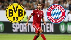 GFX Mats Hummels BVB Bayern