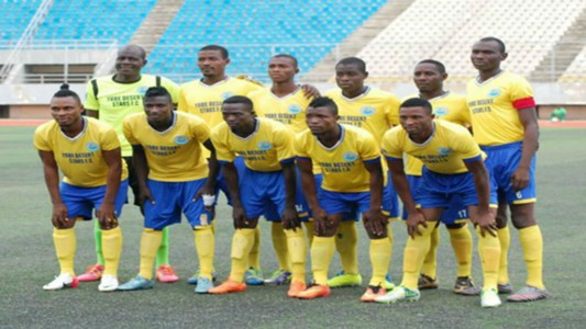 Yobe Desert Stars are back in NPFL