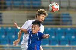 EAFF Football Championship qualifer, Hong Kong 2:1 won over Chinese Taipei.