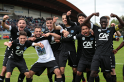 Coupe Gambardella Orléans Tours