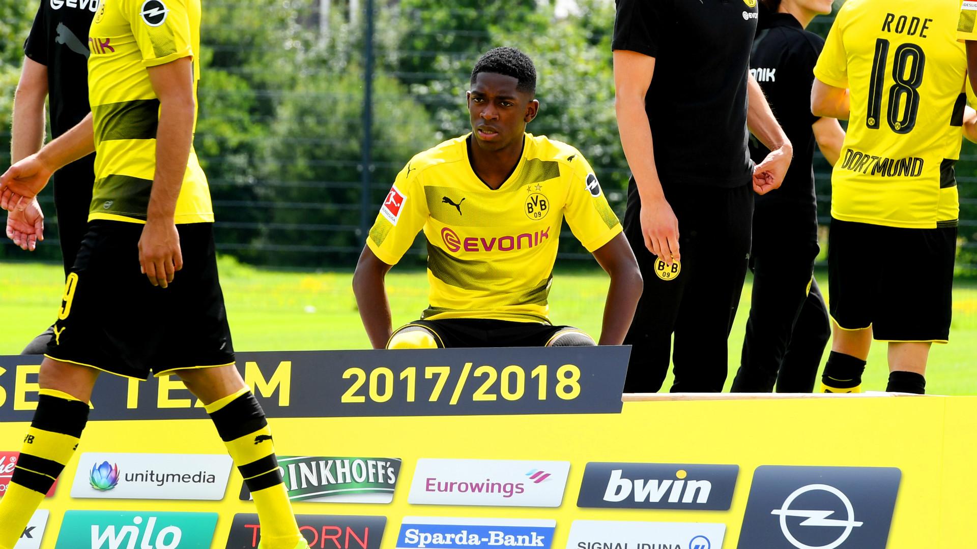 El Borussia Dortmund abre la puerta de salida a Ousmane Dembélé