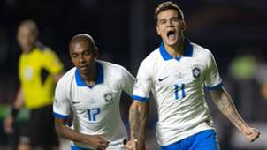 Coutinho Brasil Bolívia Copa América 14062019