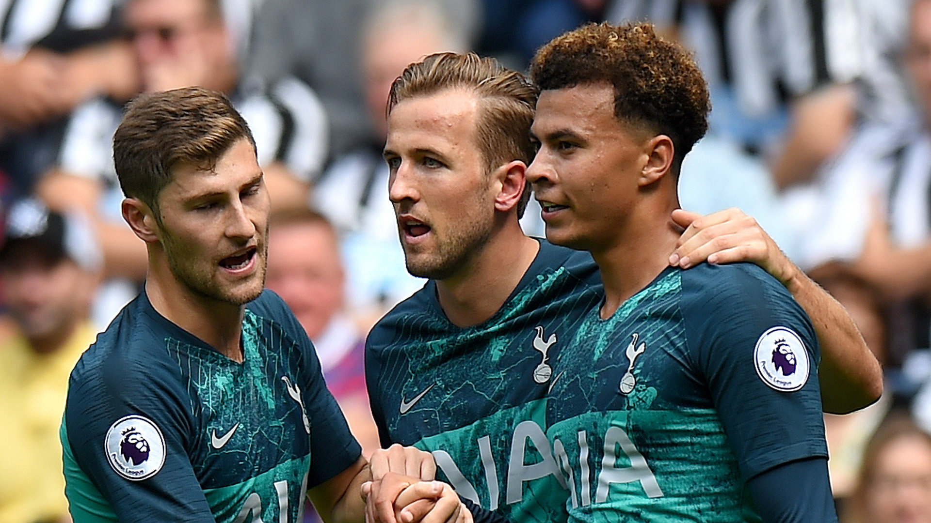 No signings? No problem for Tottenham as Dele Alli sinks Newcastle