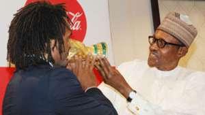Karembeu and Buhari