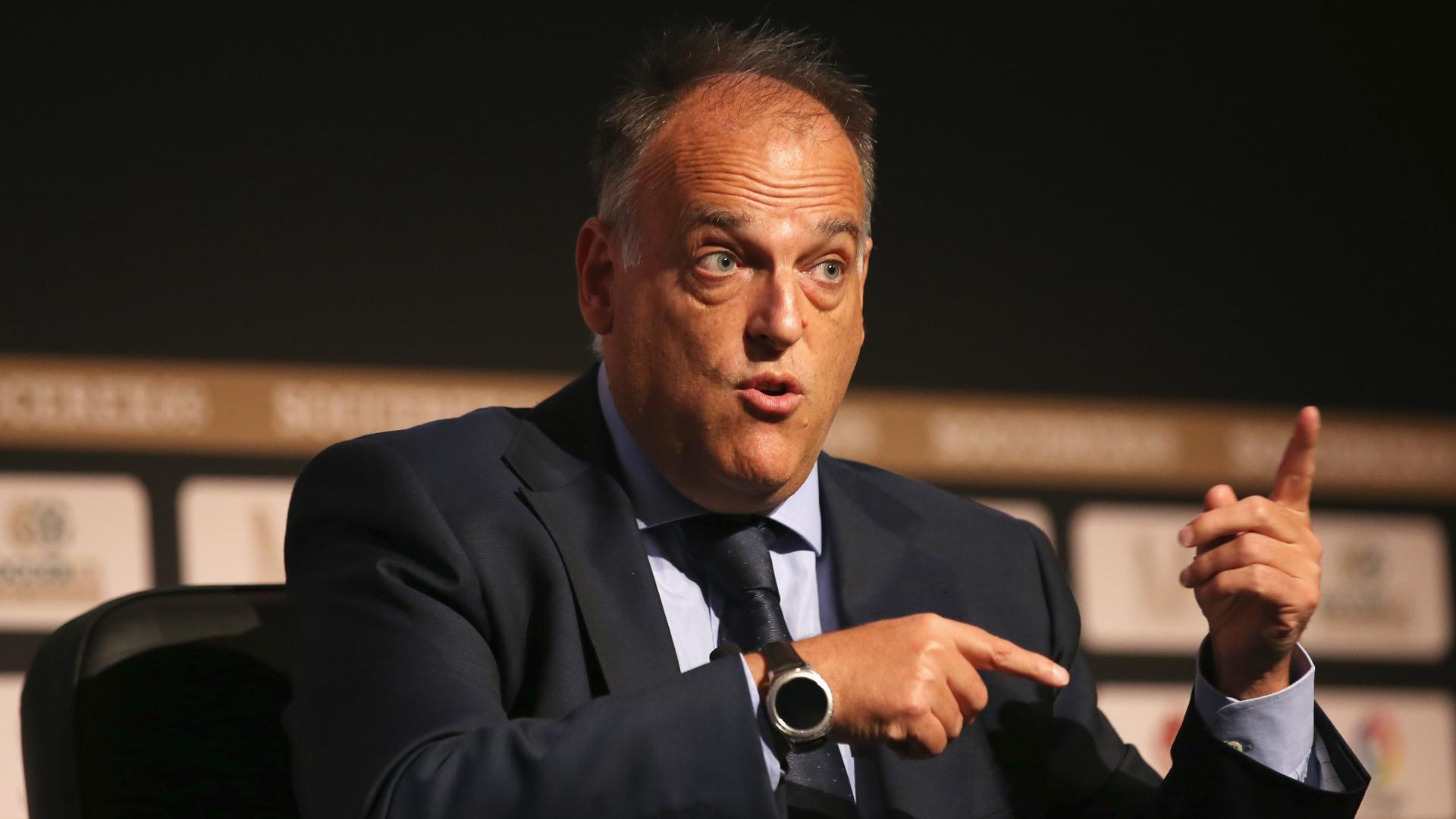 Javier Tebas La Liga President