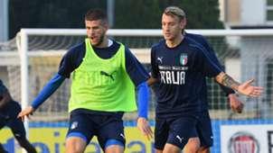 Francesco Valzania Antonio La Gumina Italy Under 21 11122018