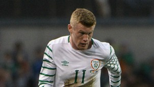 James McClean Republic of Ireland 27052016