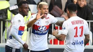 Mariano Diaz Nice Lyon Ligue 1 26112017