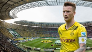 GFX Marco Reus Borussia Dortmund 26052017