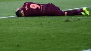 Luis Suarez Getafe Barcelona LaLiga 16092017