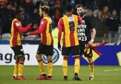 Lens Troyes Coupe de France