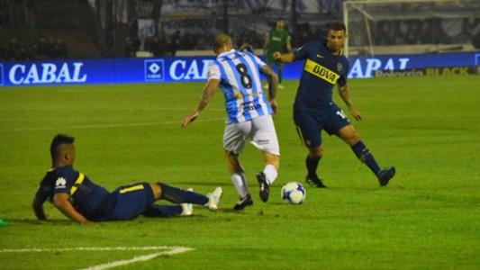 Edwin Cardona Boca Gimnasia y Tiro Copa Argentina 14082017