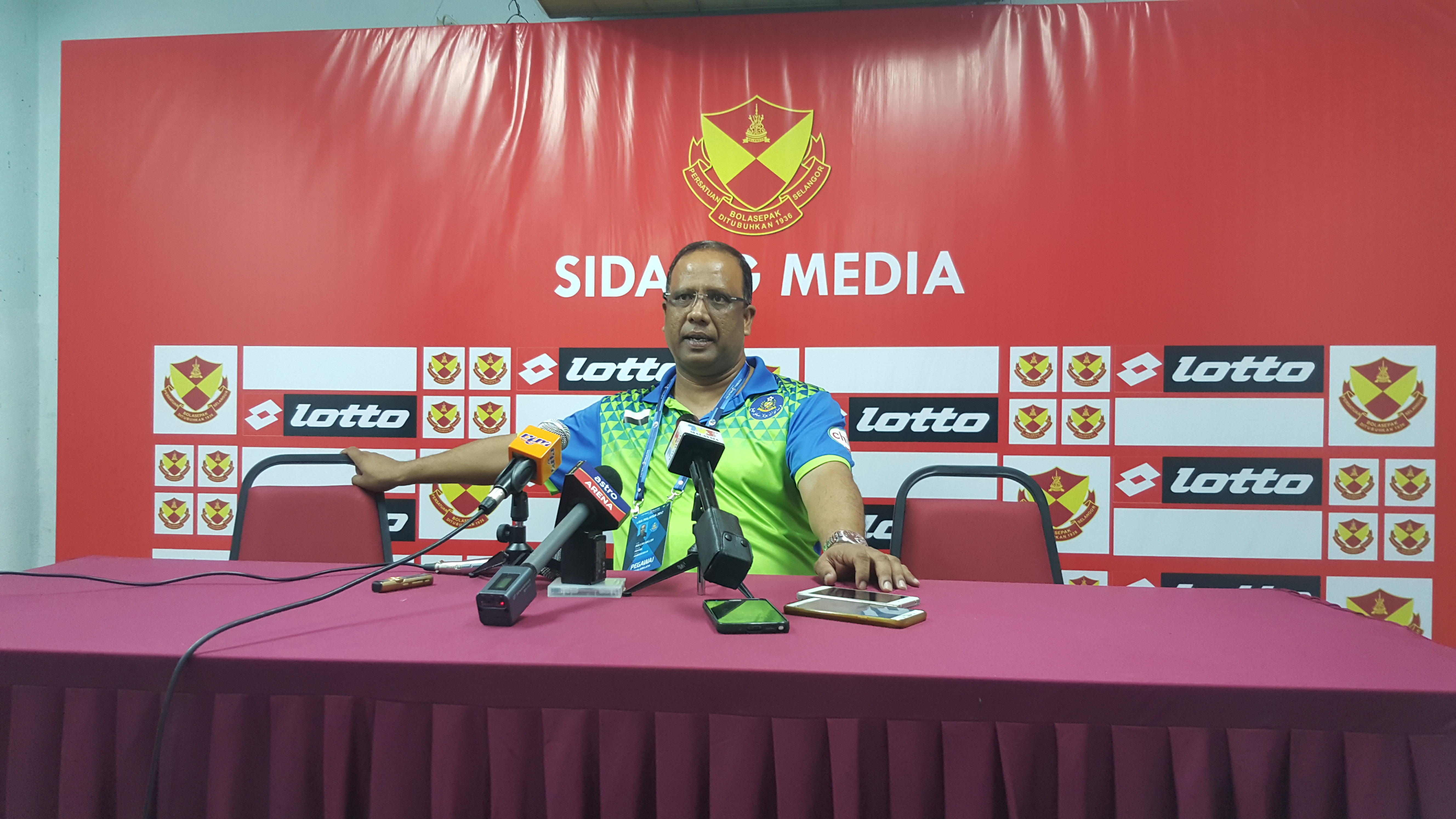 Dollah Salleh, Pahang, press conference, 24052017