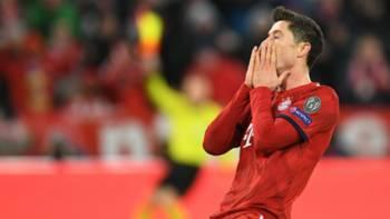 Robert Lewandowski FC Bayern München Liverpool 13032019