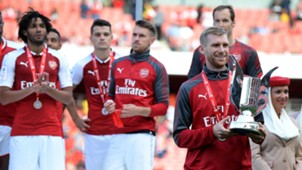 Per Mertesacker, Arsenal, 31072017