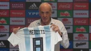 Menotti Presentacion Seleccion argentina