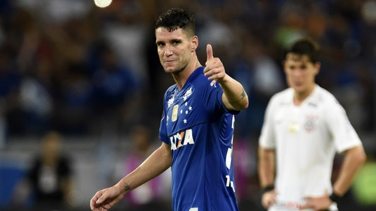 Thiago Neves Cruzeiro Corinthians Copa do Brasil final 10102018