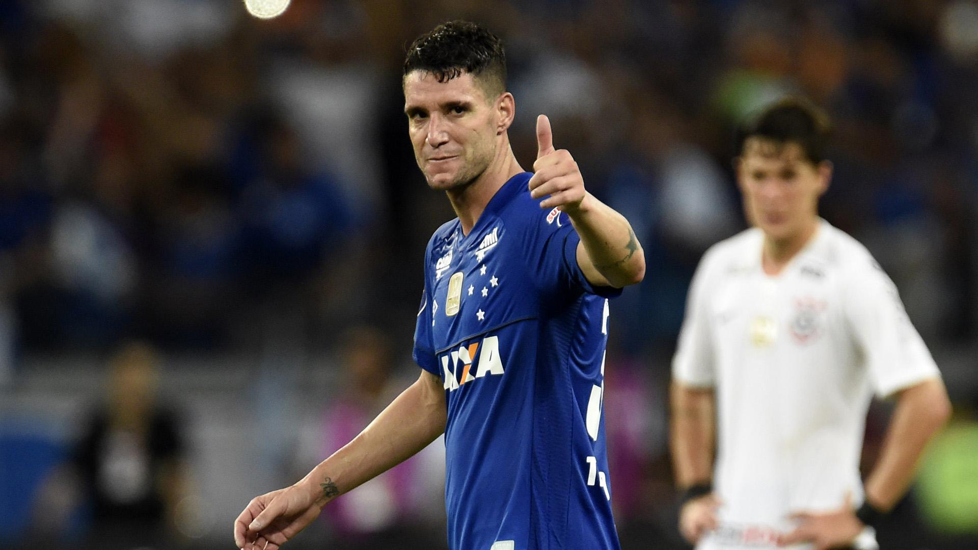 Thiago Neves Cruzeiro Corinthians Copa do Brasil final 10102018