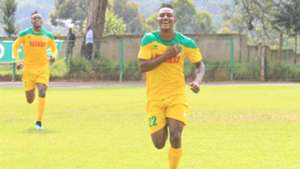 Roy Okal of Mathare United.