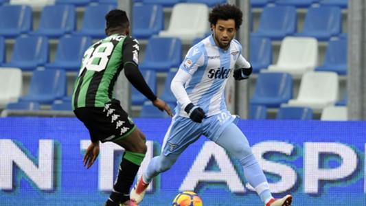Felipe Anderson Sassuolo Lazio
