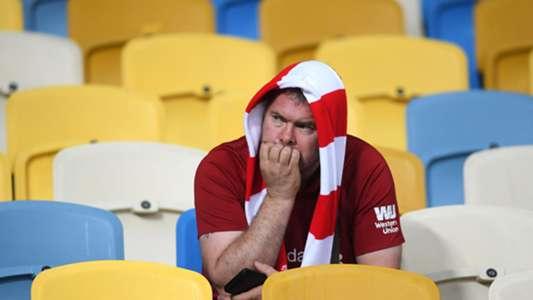 Fan Post match Real Madrid Liverpool Champions League final 26052018