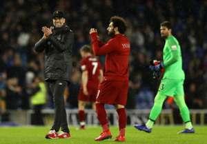 Mohamed Salah Brighton Liverpool 1212018