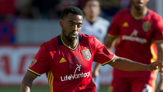 Aaron Maund Real Salt Lake