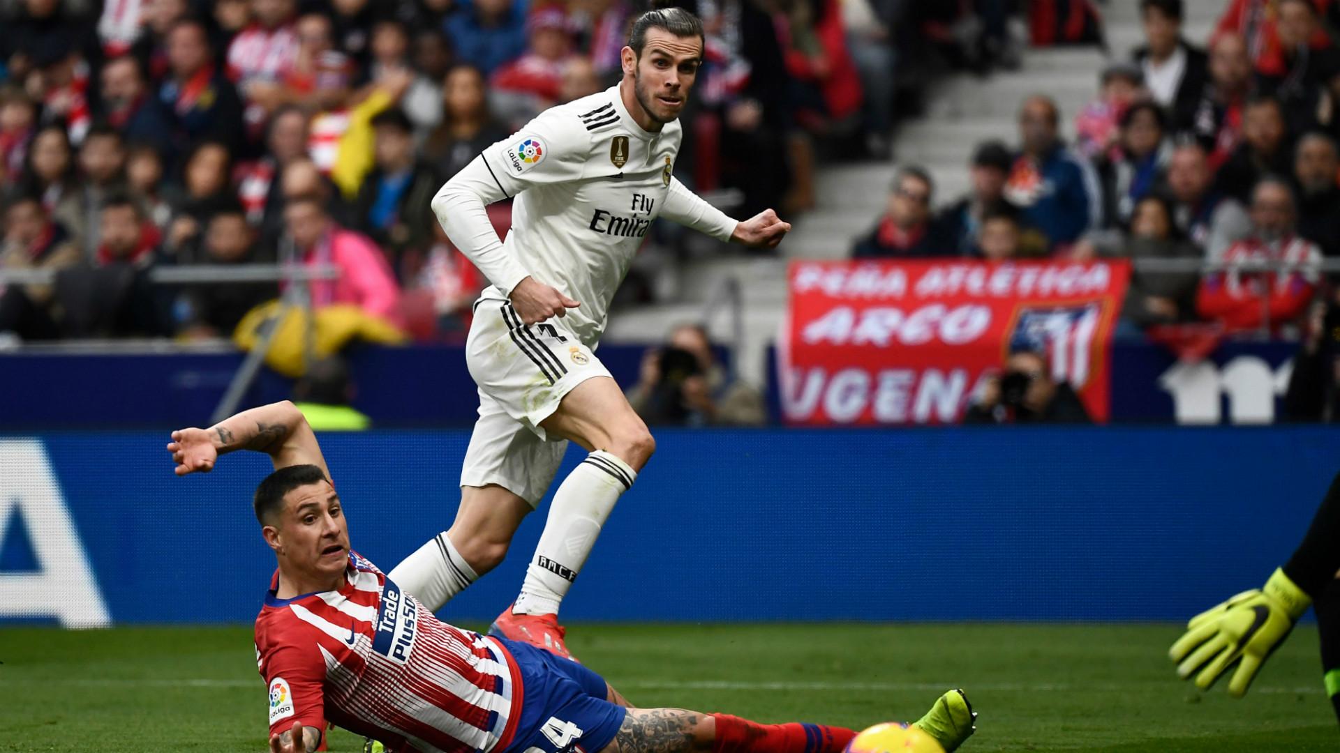 بيل أتلتيكو مدريد ريال مدريد ديربي مدريد
