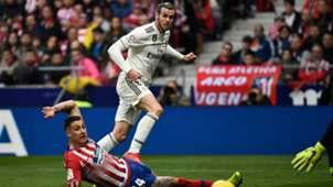 Bale Atletico Madrid Real Madrid LaLiga