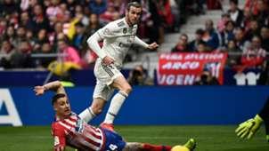 Bale Atletico Madrid Real Madrid LaLiga