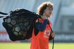 David Luiz Brazil 10062017