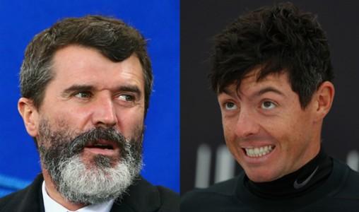 Roy Keane Rory McIlroy Split