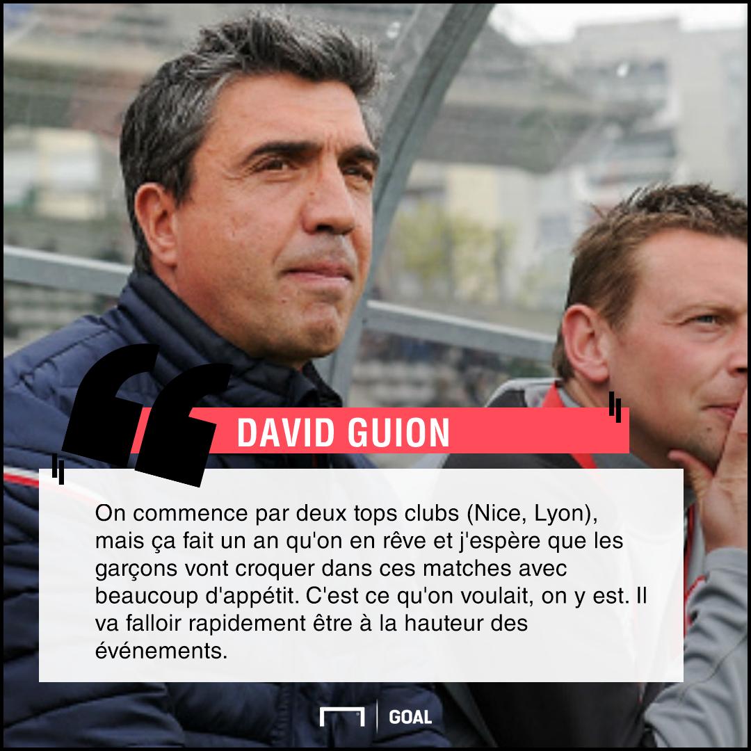 PS David Guion