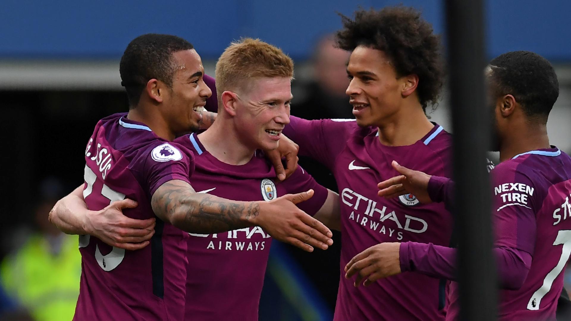 Manchester City 2018-03-31