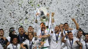 Real Madrid UCL Celebrations