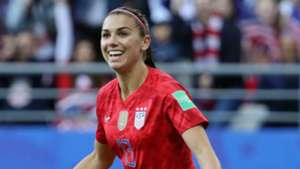 Alex Morgan USWNT 2019