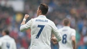 Cristiano Ronaldo Real Madrid Valencia LaLiga 29042017