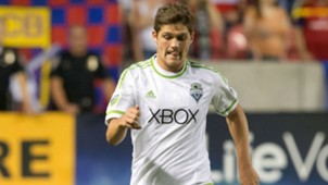 Zach Mathers Seattle Sounders