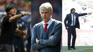 Collage Wenger Löw Conte