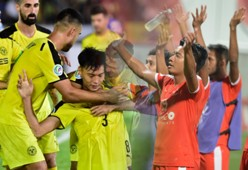 Ceres-Negros Home United