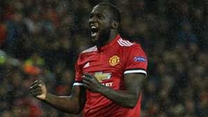 Romelu Lukaku Manchester United 2017
