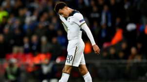 Dele Alli Tottenham Europa League