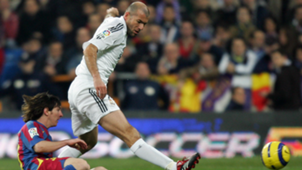 Messi Zidane